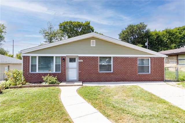 256 S Grant Avenue, Indianapolis, IN 46201 (MLS #21799856) :: The Indy Property Source