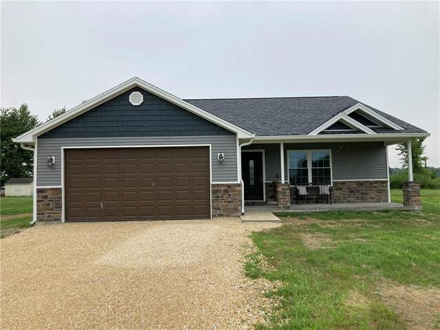 876 Pueblo Trail, Greensburg, IN 47240 (MLS #21799905) :: The Indy Property Source