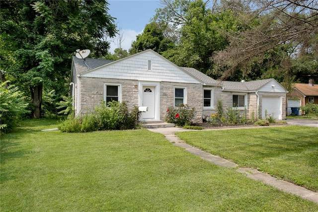2322 Durham Drive, Indianapolis, IN 46220 (MLS #21800089) :: The Evelo Team
