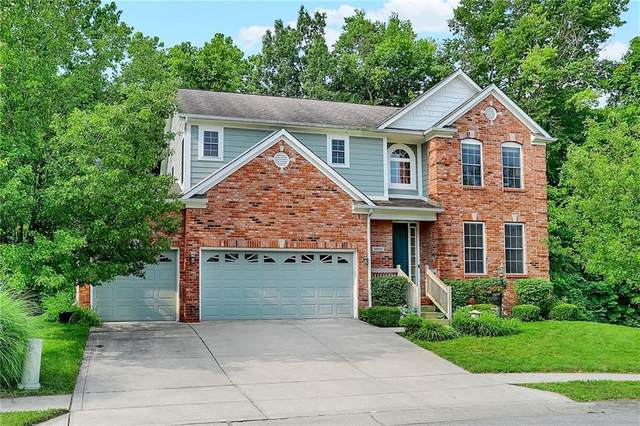 4805 N Ladywood Bluff Drive, Indianapolis, IN 46226 (MLS #21800433) :: Mike Price Realty Team - RE/MAX Centerstone