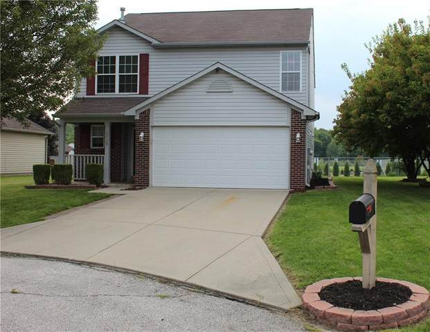 5720 Prairie Meadow Drive, Indianapolis, IN 46221 (MLS #21800498) :: Mike Price Realty Team - RE/MAX Centerstone