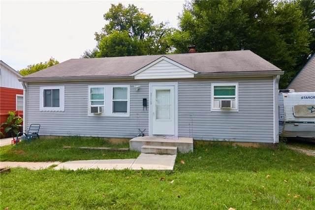 3716 N Rural Street, Indianapolis, IN 46218 (MLS #21800663) :: Pennington Realty Team