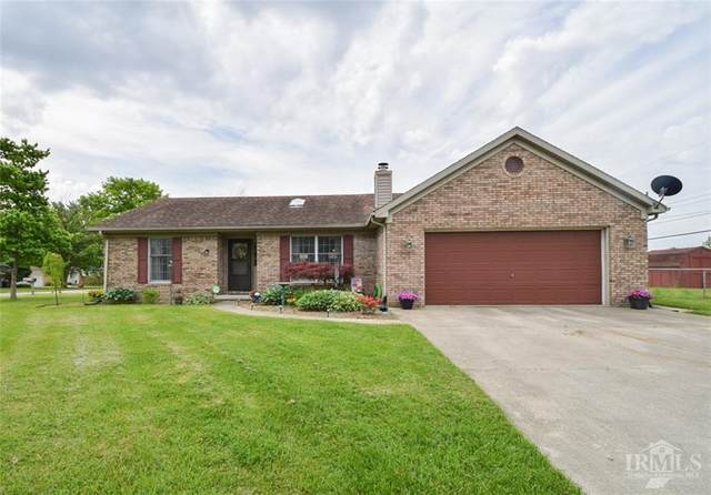 3101 W Mansfield Drive, Muncie, IN 47304 (MLS #21800670) :: The Indy Property Source