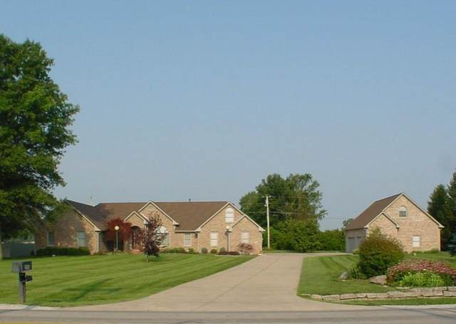 2636 S 700 West, New Palestine, IN 46163 (MLS #21800723) :: The Indy Property Source