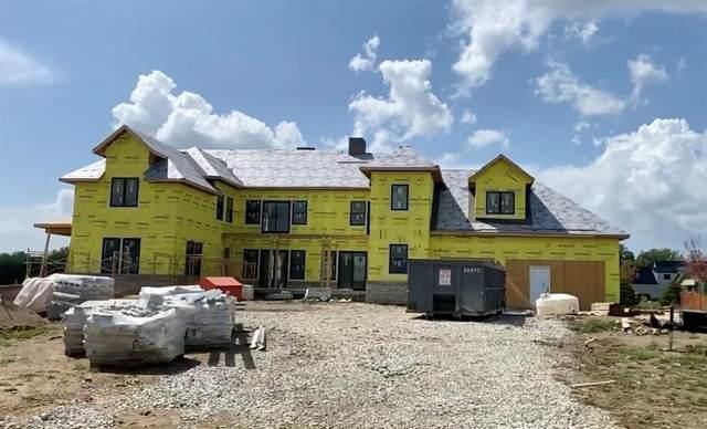 15128 Grassy Creek Lane, Carmel, IN 46033 (MLS #21800858) :: Richwine Elite Group