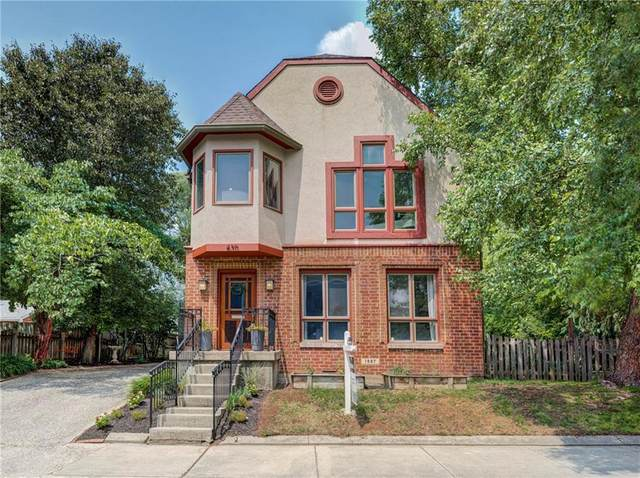 430 E 20TH Street, Indianapolis, IN 46202 (MLS #21801158) :: Heard Real Estate Team | eXp Realty, LLC