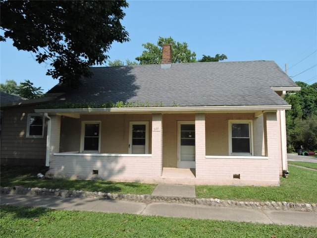 501 Yandes Street, Franklin, IN 46131 (MLS #21801303) :: Mike Price Realty Team - RE/MAX Centerstone
