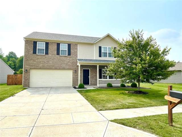 11511 N Creekside Drive, Monrovia, IN 46157 (MLS #21801397) :: Mike Price Realty Team - RE/MAX Centerstone