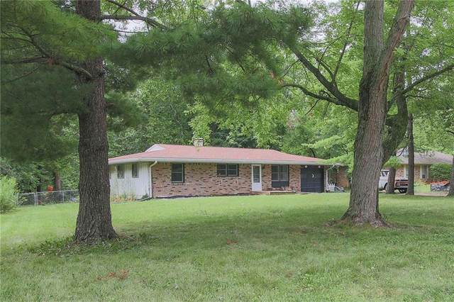 8054 Charlecot Drive, Indianapolis, IN 46268 (MLS #21801705) :: Mike Price Realty Team - RE/MAX Centerstone