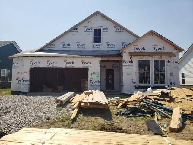 4432 Fresia Drive, Plainfield, IN 46168 (MLS #21801728) :: Richwine Elite Group