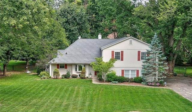644 Spring Mill Lane, Indianapolis, IN 46260 (MLS #21801731) :: Pennington Realty Team