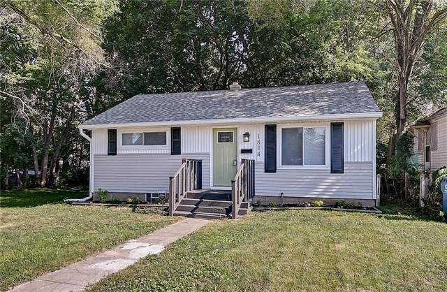 1814 E 42nd Street, Indianapolis, IN 46205 (MLS #21801828) :: The Evelo Team