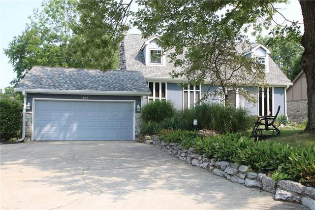 805 Hickory Way, Noblesville, IN 46062 (MLS #21801853) :: AR/haus Group Realty