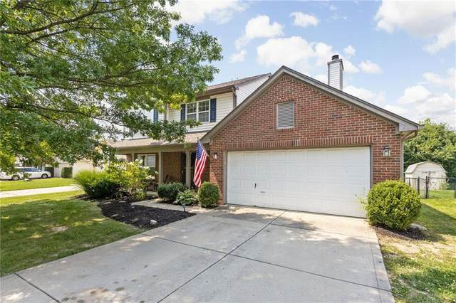 10420 Cerulean Drive, Noblesville, IN 46060 (MLS #21801858) :: The Indy Property Source