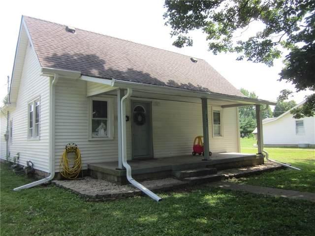 131 N Hughes Street, Columbus, IN 47201 (MLS #21801982) :: Heard Real Estate Team | eXp Realty, LLC