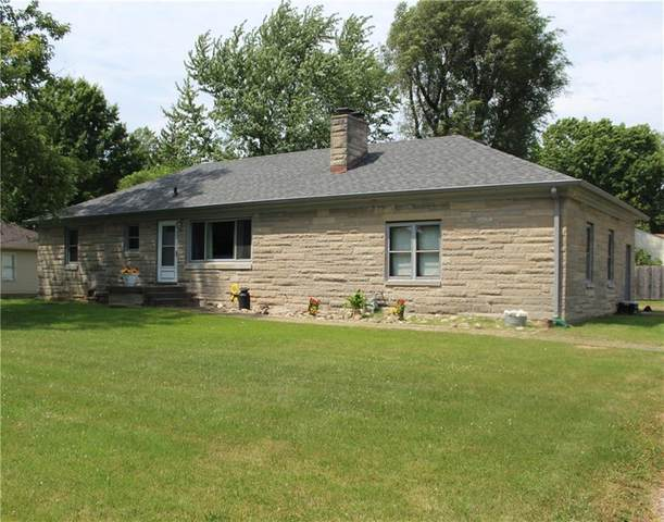 8428 Lawrence Avenue, Indianapolis, IN 46239 (MLS #21802321) :: Mike Price Realty Team - RE/MAX Centerstone