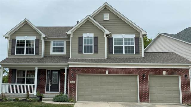 3449 Millbrae Drive, Carmel, IN 46074 (MLS #21802672) :: Mike Price Realty Team - RE/MAX Centerstone