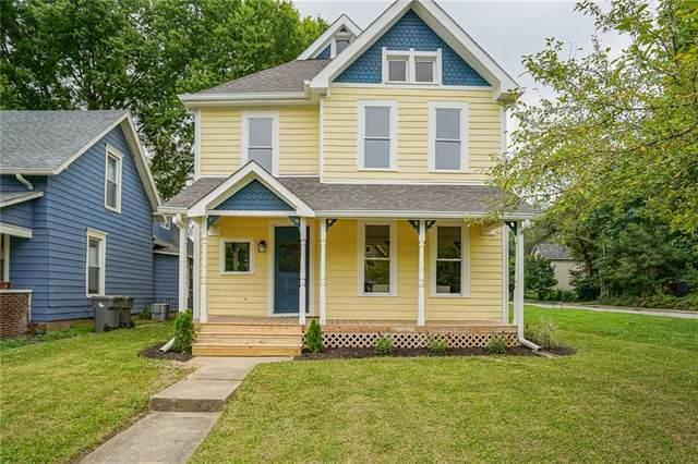 105 N Arsenal Avenue, Indianapolis, IN 46201 (MLS #21802728) :: Heard Real Estate Team | eXp Realty, LLC