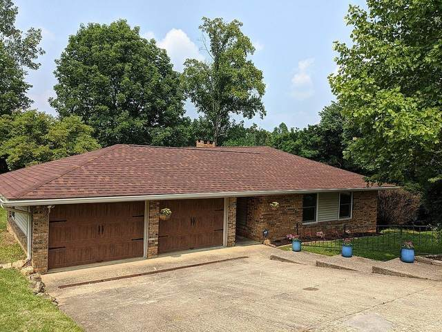 3780 W Woodlake Court, Columbus, IN 47201 (MLS #21802974) :: The Evelo Team