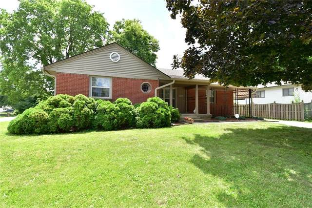 4803 W Southern Avenue, Indianapolis, IN 46241 (MLS #21803108) :: The Indy Property Source