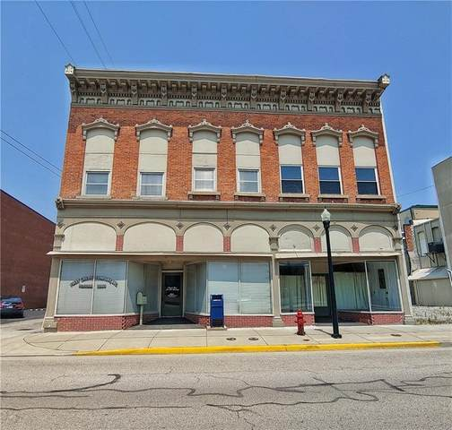 118 W 2nd Street, Rushville, IN 46173 (MLS #21803489) :: Heard Real Estate Team | eXp Realty, LLC