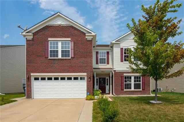 2952 S Sentiment Lane, Greenwood, IN 46143 (MLS #21803515) :: Mike Price Realty Team - RE/MAX Centerstone