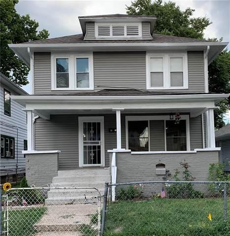 3509 N Kenwood Ave, Indianapolis, IN 46208 (MLS #21803572) :: Richwine Elite Group