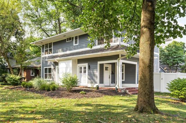 4852 N Kenwood Avenue, Indianapolis, IN 46208 (MLS #21803587) :: Mike Price Realty Team - RE/MAX Centerstone