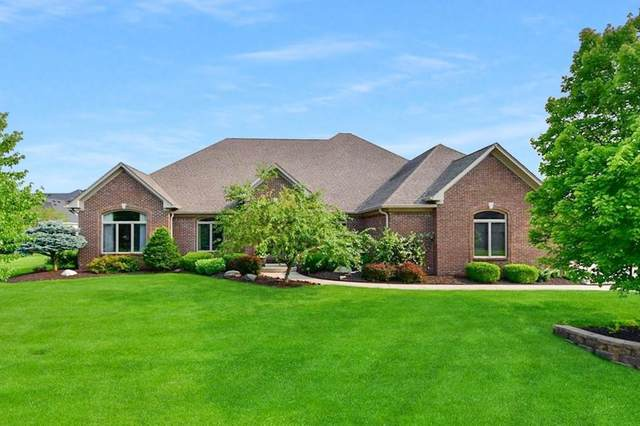 1915 Thistle Court, Avon, IN 46123 (MLS #21803599) :: Mike Price Realty Team - RE/MAX Centerstone
