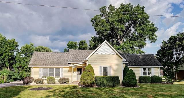 6780 N County Road 550, Brownsburg, IN 46112 (MLS #21803928) :: Heard Real Estate Team | eXp Realty, LLC