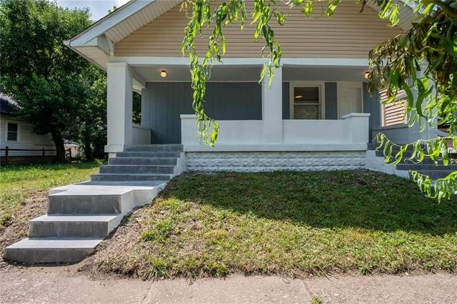 330 N Tacoma Avenue, Indianapolis, IN 46201 (MLS #21803950) :: The Evelo Team