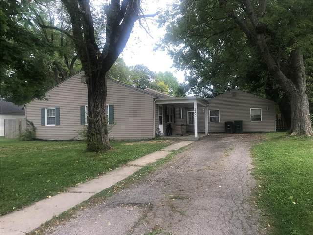 3200 W Torquay Road, Muncie, IN 47304 (MLS #21804197) :: Mike Price Realty Team - RE/MAX Centerstone