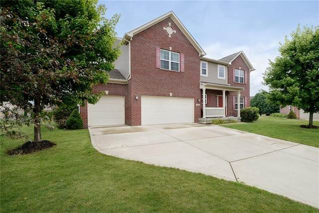 6333 Silver Moon Court, Indianapolis, IN 46259 (MLS #21804574) :: The Indy Property Source