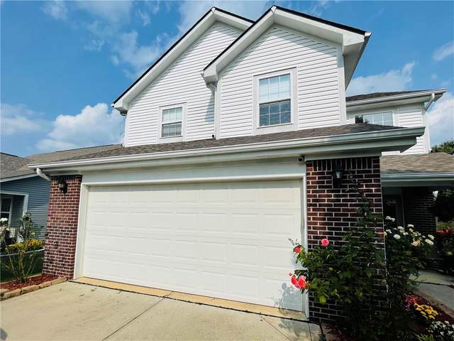 15126 Proud Truth Drive, Noblesville, IN 46060 (MLS #21804708) :: Richwine Elite Group