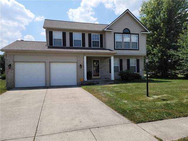 3539 Waterloo Drive, Indianapolis, IN 46268 (MLS #21805077) :: Mike Price Realty Team - RE/MAX Centerstone
