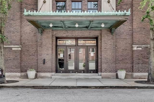 430 N Park Avenue #204, Indianapolis, IN 46202 (MLS #21805316) :: Ferris Property Group