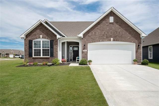 6790 Lowder Lane, Plainfield, IN 46168 (MLS #21805787) :: The Indy Property Source
