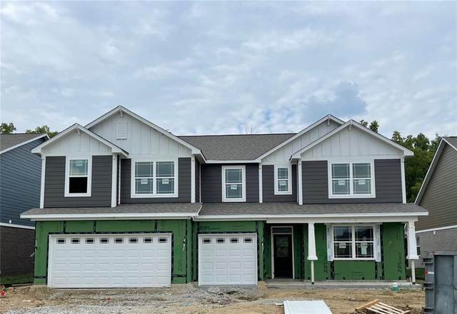 6032 Dugan Drive, Whitestown, IN 46075 (MLS #21806316) :: Mike Price Realty Team - RE/MAX Centerstone