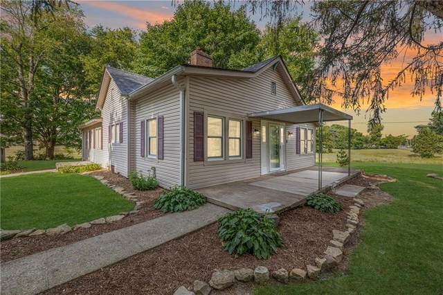 690 Hospital Road, Franklin, IN 46131 (MLS #21806498) :: Mike Price Realty Team - RE/MAX Centerstone