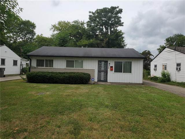 2858 Baltimore Avenue, Indianapolis, IN 46218 (MLS #21806576) :: AR/haus Group Realty