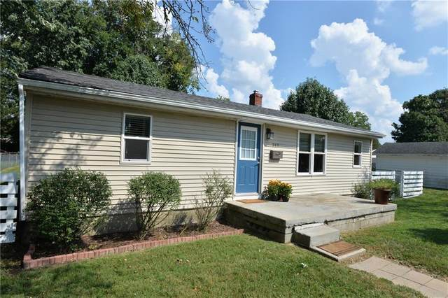 317 N Mill Street, Plainfield, IN 46168 (MLS #21806684) :: Mike Price Realty Team - RE/MAX Centerstone