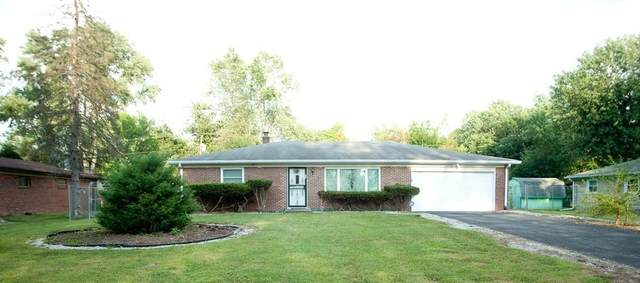 6121 Woodside Drive, Indianapolis, IN 46228 (MLS #21806688) :: The Evelo Team