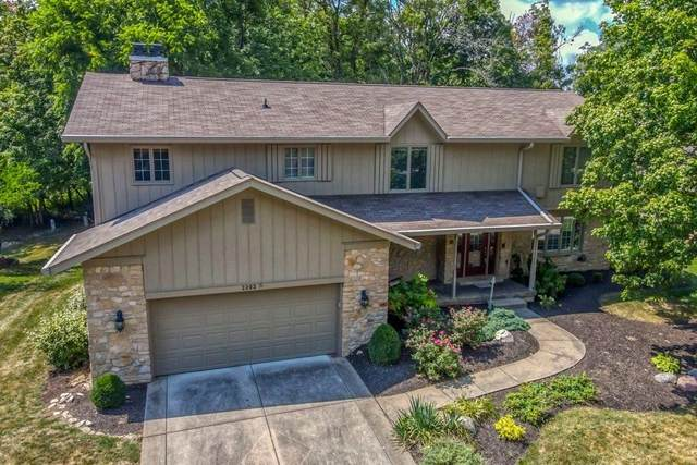 2202 Woodsway Drive, Greenwood, IN 46143 (MLS #21806762) :: The Evelo Team