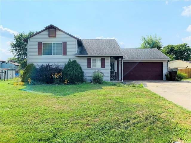8372 Devonshire Road, Columbus, IN 47201 (MLS #21808260) :: Mike Price Realty Team - RE/MAX Centerstone