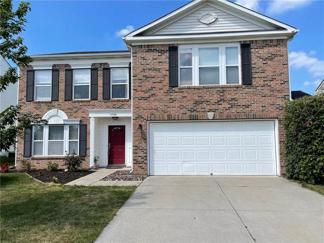 14168 Country Breeze Lane, Fishers, IN 46038 (MLS #21808300) :: The Evelo Team