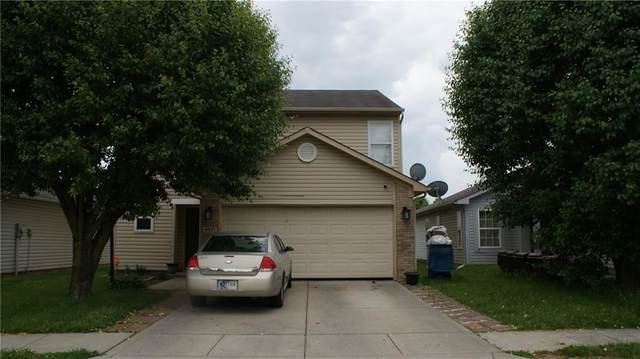 4031 Village Trace, Indianapolis, IN 46254 (MLS #21808576) :: Richwine Elite Group