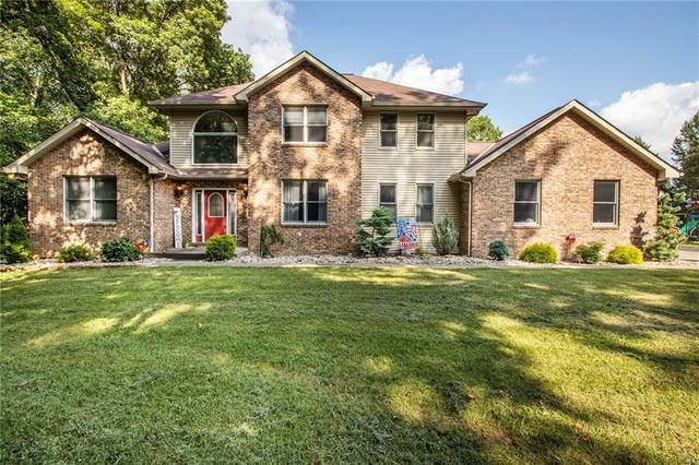2067 Rock Creek Road, Batesville, IN 47006 (MLS #21808765) :: Mike Price Realty Team - RE/MAX Centerstone