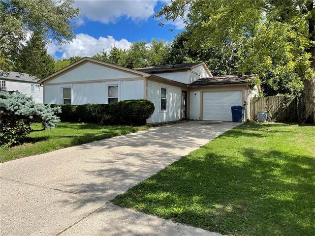 3821 N Wittfield Street, Indianapolis, IN 46235 (MLS #21808808) :: The Indy Property Source