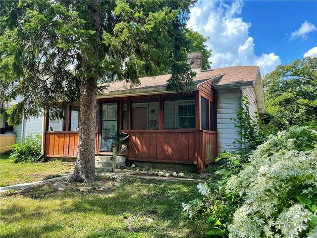 716 N Riley Avenue, Indianapolis, IN 46201 (MLS #21808835) :: The Evelo Team