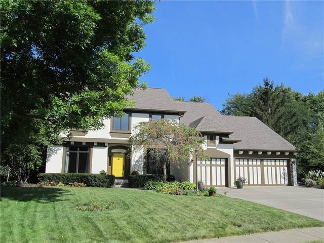 5172 Rocky Cay Court, Carmel, IN 46033 (MLS #21808926) :: The Evelo Team